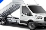 Ford Transit 350 L3 D/Cab Tipper 170ps