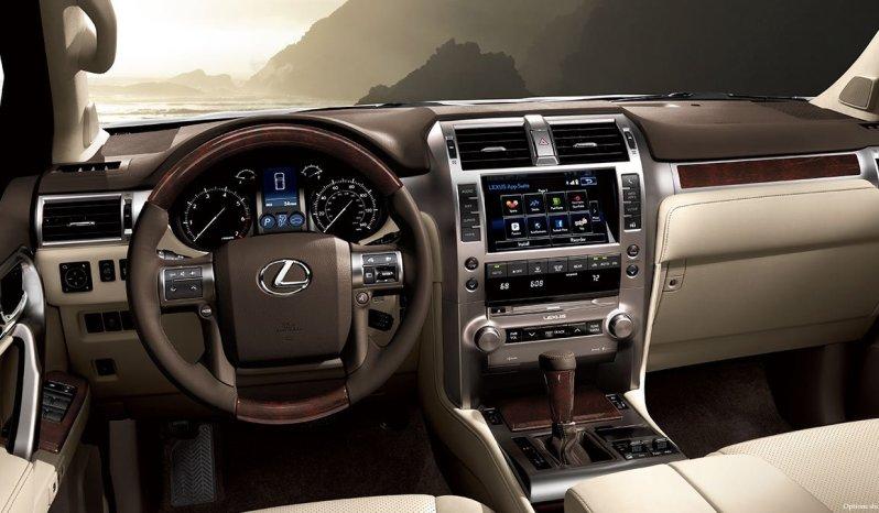 2017 Lexus GX460 full