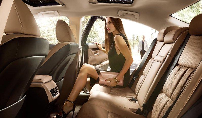 2018 Lexus ES350 Luxury Edition full