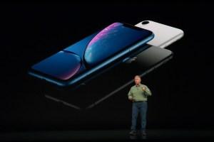 Du nouveau chez Apple ?