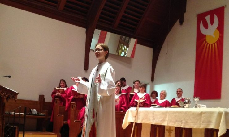 Join Us to Welcome Back Rev. Emily Gordon