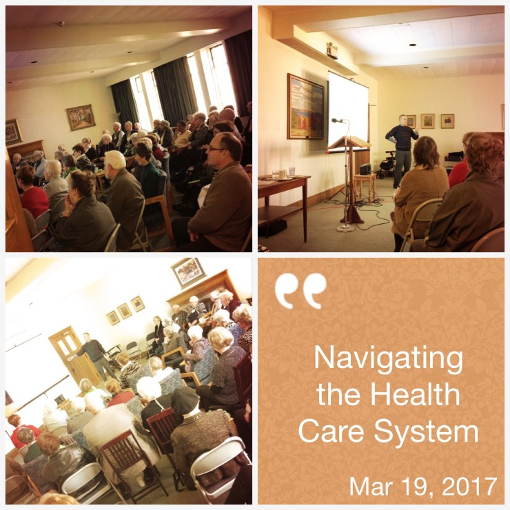 Navigating Health Care at Leaside United with Gary Hepworth