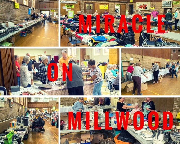The Miracle on Millwood Continues!