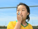 Diet may help exercise induced Asthma