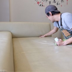 Leather Sofa Cleaner Singapore Rozkladana Z Materacem Do Spania Cleaning Services