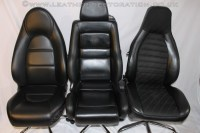 Leather Restoration - Rare original car seats restored ...
