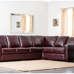 Abbyson Leather Sofa Reviews Caliaitalia Living Havana Premium Hand Rubbed Sectional
