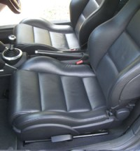 Audi Leather Interior Repairs