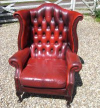 Leather Care & Repair|Chesterfield Chair|Sofa|Furniture ...