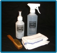 Nubuck Leather|Stain Remove & Protect Kit|Leather Care