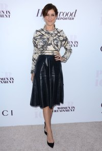 Kate Walsh attends The Hollywood Reporter Women In ...