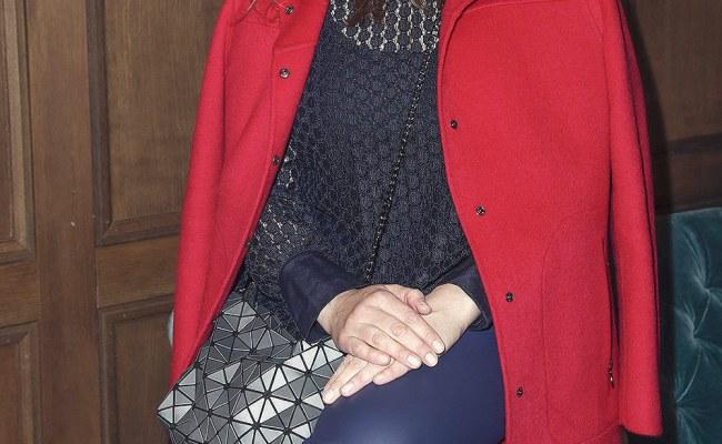 Rebecca Immanuel Attends Sheego By Miyabi Kawai Launch