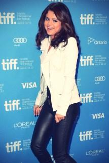 Selena Gomez Hotel Transylvania - Leather