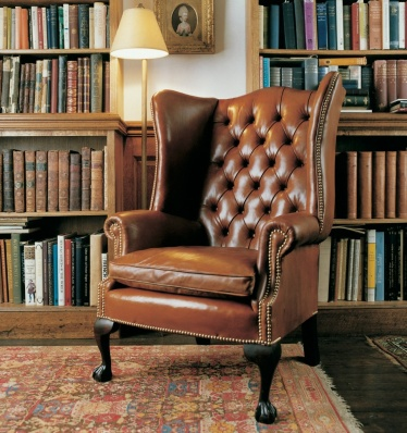 traditional leather wingback chair tartan dining covers for sale chairs of bath sofas available now