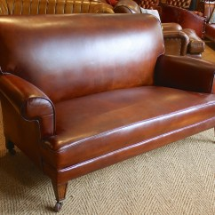 Leather Chairs Of Bath Three Seater Lansdown Dx Racer Gaming Chair 1920s 1930s Sofa Oak Legs
