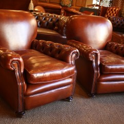 Leather Chairs Of Bath London Chair Top Design Buttoned Tufted Club
