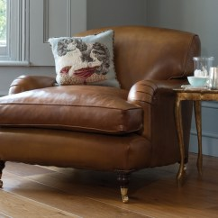 Leather Chairs Of Bath Three Seater Lansdown Homemade Chair Covers Howard Tan