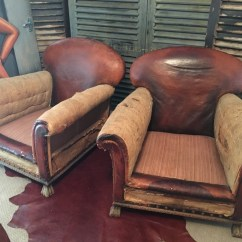 Leather Chairs Of Bath London Hanging Chair Montreal Pair Club Wing