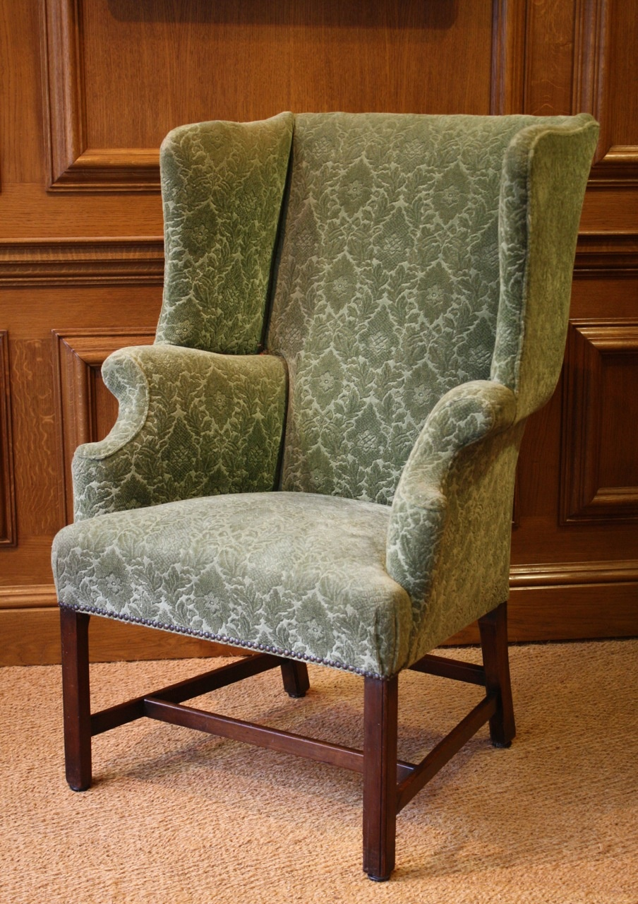 leather chairs of bath london reclining theater antique wing chair chelsea design quarter