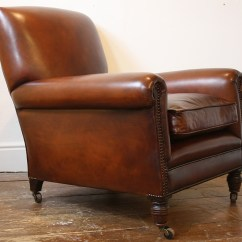 Leather Chairs Of Bath How To Build A Slipper Chair Reupholstered Club Antique