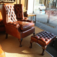 Leather Wing Chair Uk Lifetime Stacking Chairs Of Bath Chelsea Design