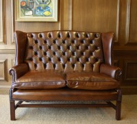 Leather Chairs of Bath Chelsea Design Quarter Leather ...