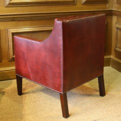 Leather Chairs Of Bath Camping With Side Table Admiral Horatio Lord Nelson Chair Hms Victory