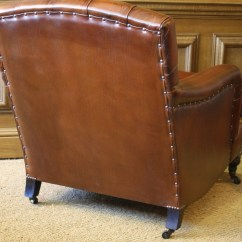 Leather Chairs Of Bath Recliner Chair Covers Canada Oxford Study Antique And