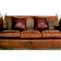 2 Seater Brown Sofa John Lewis Todd Review Leather Knole Sofa, Settee, Knoll ...