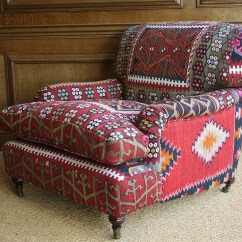 Leather Chairs Of Bath Three Seater Lansdown Dining Chair Seat Covers Canada Semi Antique Kilim