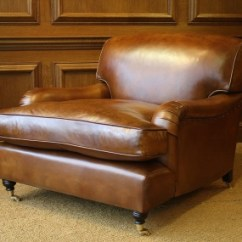 Leather Chairs Of Bath London Side With Casters Sofas Settees Club Chelsea Design Quarter Vintage