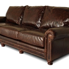 Deep Leather Sectional Sofa Outdoor Teak Uk Kingston  Furniture