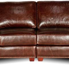 Leather Sofa Recliner Furniture Marshfield 4 Seat Reclining  Thesofa