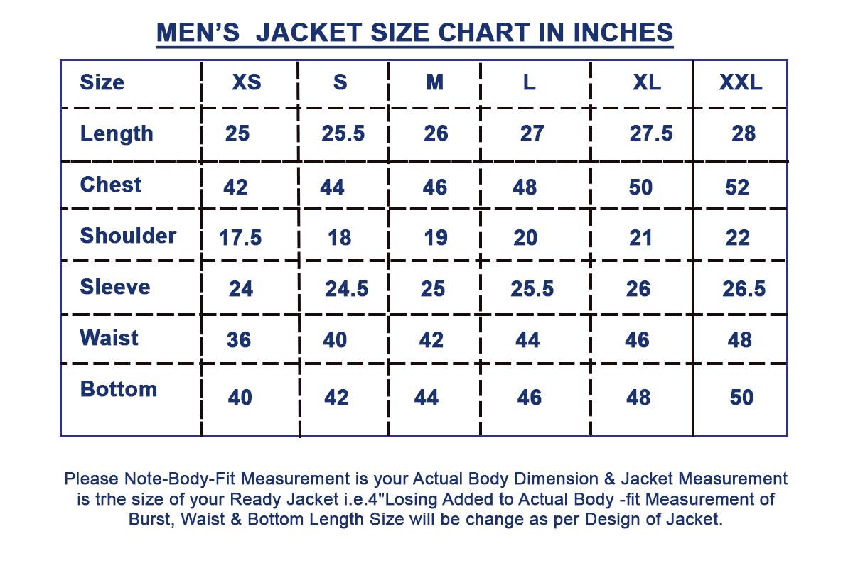 hight resolution of men jacket