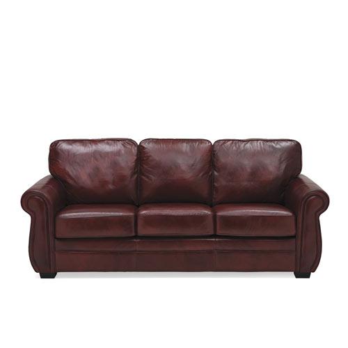 thompson leather sofa leather