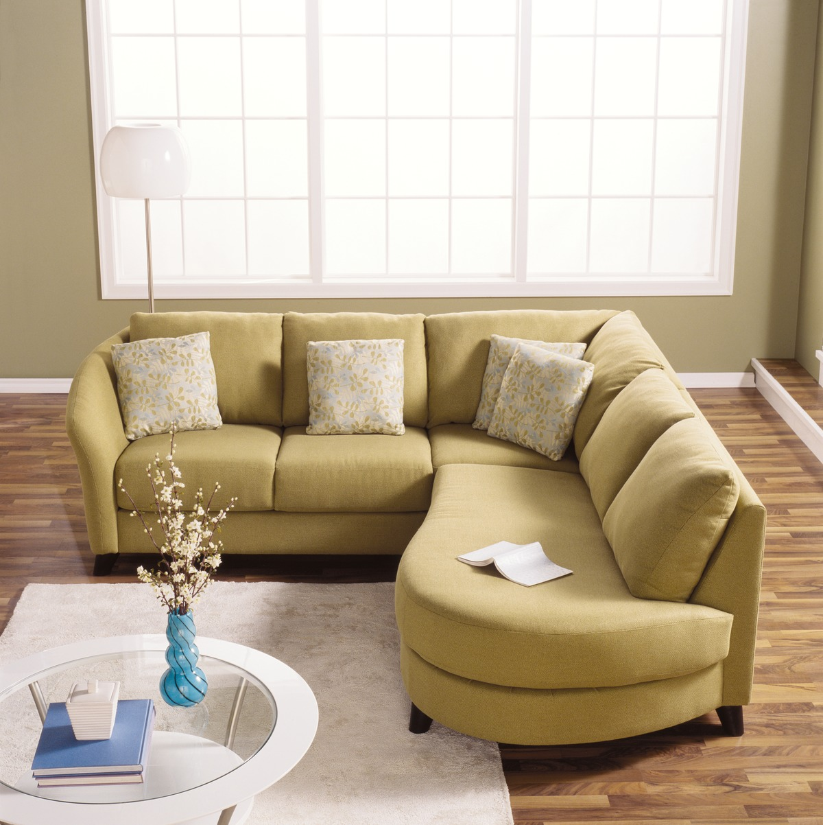 Alula Leather Sectional SofasLoveseats Amp Chairs West