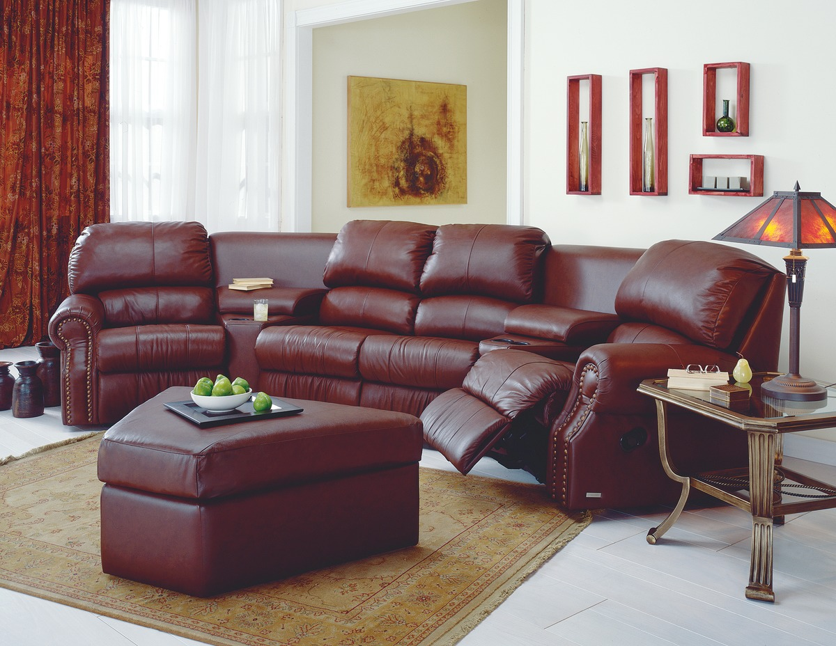theater seating sofa sleeper floral sectional charleston leather  express furniture