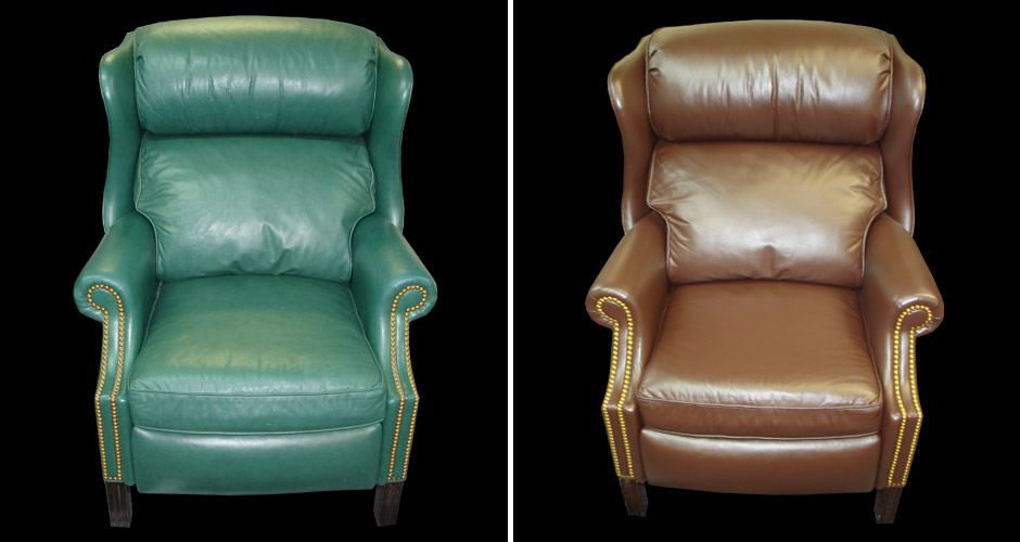 good leather cleaner for sofas cheap corner sofa bed glasgow macnamara dilar ltd repair dye refinishing colour changing