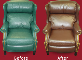 leather refinishing sofa fc barcelona vs atletico madrid sofascore macnamara-dilar ltd. repair,leather dye,leather ...