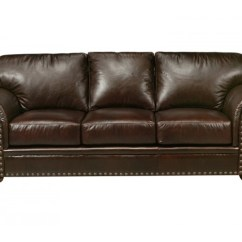Omnia Leather Sofa Beds Cushion Filling Replacement Barker & Set
