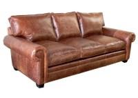 Sedona Oversized Seating Leather Sofa & Set