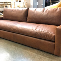 Ver Sofas No Olx Do Es Fold Out Sleeper Sofa Custom Leather Order Feed The Furniture Blog At Julien Track Arm In Italian Berkshire Chestnut 108 L X 42 D