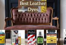 Best Leather Dye