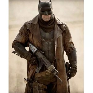 Bruce Wayne Dawn Of Justice Jacket