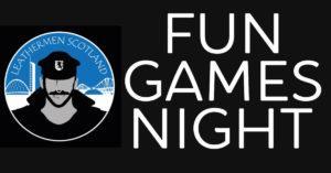Fun games night logo