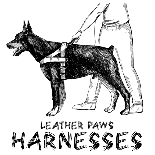 Leather Paws Handmade Harnesses