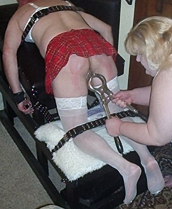 extreme castration femdom