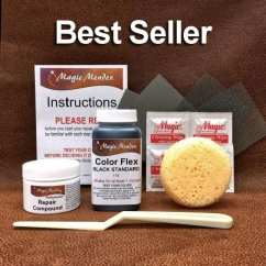 Vinyl Chair Repair Kit Yoga Exercises Magic Mender Leather For Furniture Autos And Click To Go Our