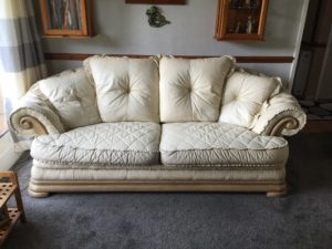 repair sagging sofa springs leather sleeper sectional repairs barnsley - on-site care experts