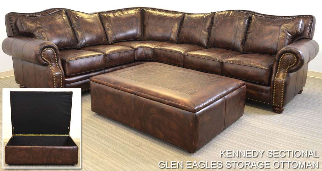 leather chair ottoman dining covers auckland ottomans styles the sofa company